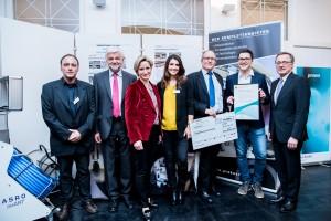 ProKASRO gewinnt den Landes-Innovationspreis 2017