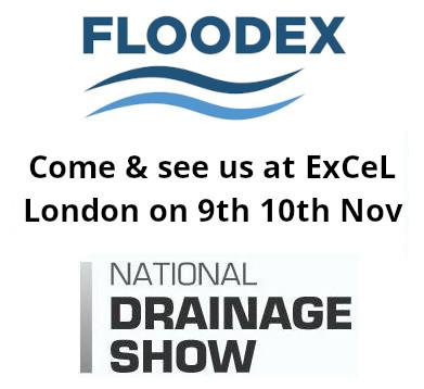 Floodex - National Drainage Show London